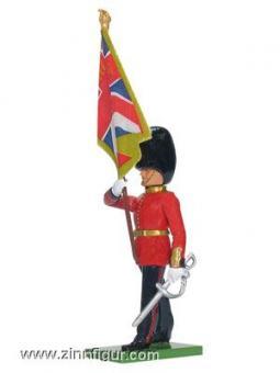 Scots Guard Colour Bearer - Regimental Colour, 1 Piece Set