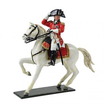 King George III Mounted - 1798
