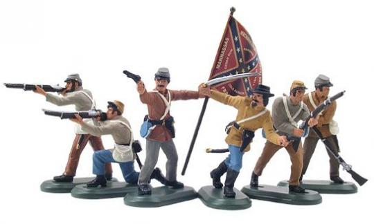 Confederate Infantry 2
