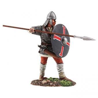 Angelsächsischer Krieger - Schildwallverteidiger 1