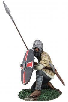 Angelsächsischer Krieger Daegal - Schildwallverteidiger 4