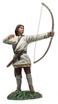 Osfirth - Sächsischer Bogenschütze