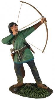 Scotend - Sächsischer Bogenschütze