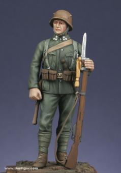 Infanterist der Sturmtruppe