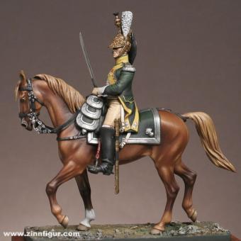 Offizier - 19. Dragoner-Regiment - 1813