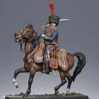 Artillerie-Offizier zu Pferd