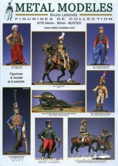 Katalog Metal Modeles Figuren