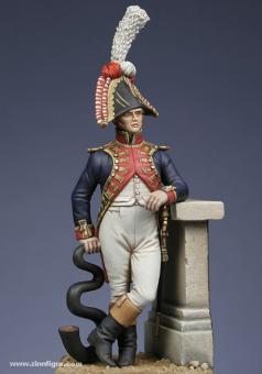 Musiker der Garde-Grenadiere (Serpent)