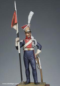 Polnischer Lancier der Garde