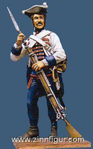 Fusilier, Hungarian Gyulai Regt.
