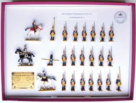 Friedrich II. mit Generälen