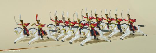 Life Guards Hussars - 1812-15