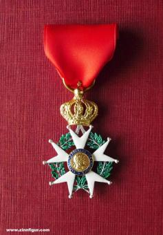 Order: Legion of Honor, 2nd Model, Type 2