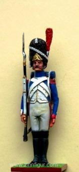 NCO - 1st Grenadier Regiment - Old Guard - 1805-15