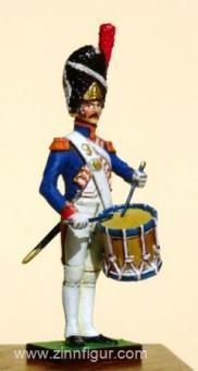 Grenadier-Trommler der Alten Garde