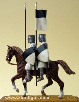 Zwei Arme Ritter vom Tempel