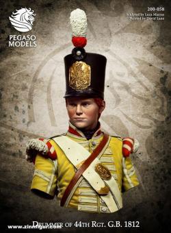 Drummer - 44th Regiment of Foot - 1812