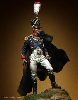 Französischer Offizier der Jungen Garde