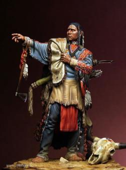 Edler Sioux-Krieger