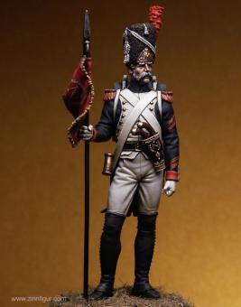 Sergeant, 2. Adlerträger der Grenadiere der Garde