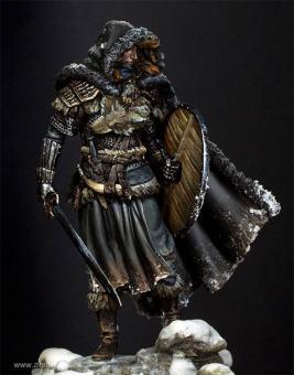 Fahrender Ritter aus dem Norden - 14. Jh.