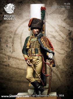 Chasseur a Cheval der Kaisergarde - 1814