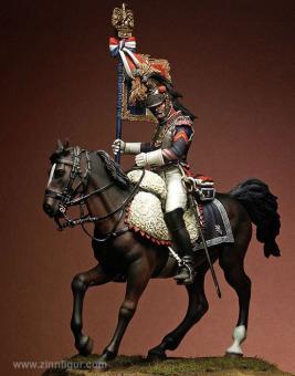 Adlerträger - 1. Kürassier-Regiment - 1815