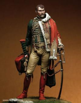 Chasseur Officer -1805