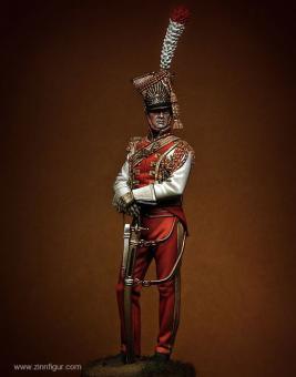 Trompeter - 2. Regt. Garde-Lanciers