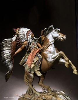 Lakota Häuptling/Krieger