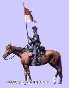 Standartenträger der Union Army