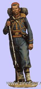 Zouave des 146. New Yorker Regimentes