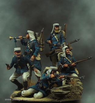 """""""Legio Patria Nostra"""" Foreign Legion - 1903"""