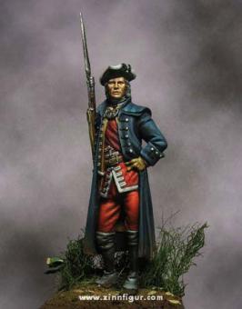 Grenadier Officer at Culloden