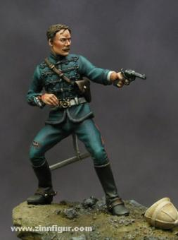 British Artillery Officer 1879
