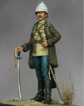 Officer - 10th Hussars - Afghanistan 1879