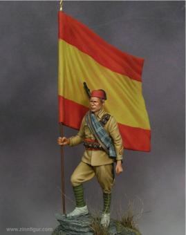 Sergeant Peninsular de Regulares - 1921