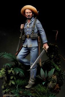 Spanish Soldier - Cuba 1898
