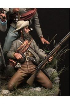 Konföderierter Soldat - 1863