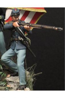 Unions-Soldat - 1863