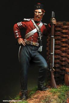 Sergeant - 33 Regt. - Krimkrieg 1854