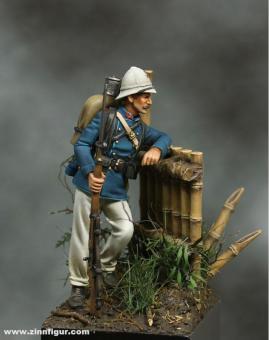 Colonial Infantryman - Tonkin 1880