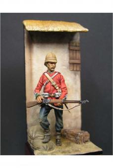 Soldat des 24. Regiments