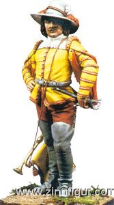Kavallerie Trompeter