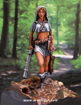 Owena die Jägerin
