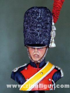 Gendarme d'Élite à Cheval