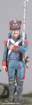Garde-Artillerist bei Wagram