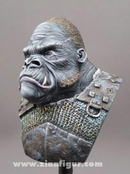 Gorilla-Büste