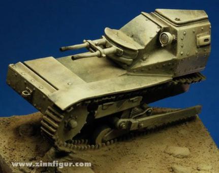C.V. 35 Tank Section
