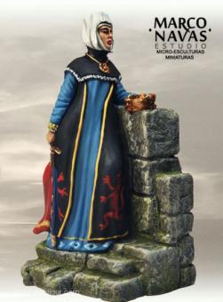 Urraca - Queen of Leon, Galicia and Castile